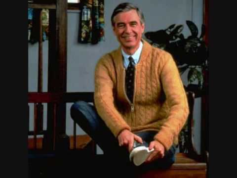 Fred rodgers calls stupid guy