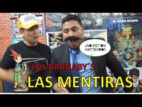 Barnabys -  Mentiras