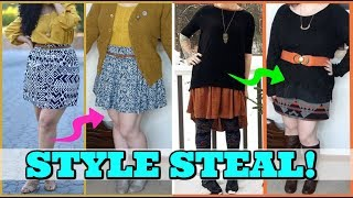 Steal Their Style FOR LESS! | Savvy Shopping Tips #4