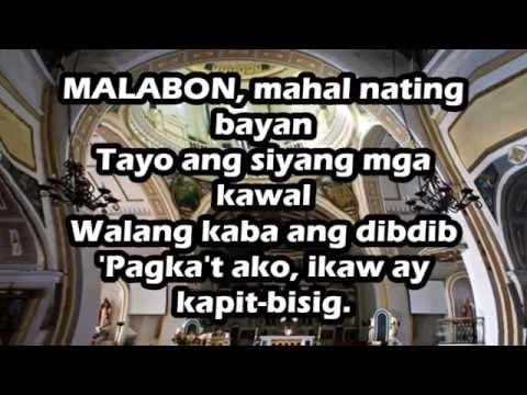 Malabon Hymn with Lyrics - ANG BAGONG MALABON