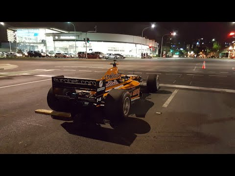 Formula 1 cars in the streets of Adelaide September 2017 HD - longer version