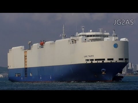 LAKE TAUPO 自動車船 Vehicles carrier EASTERN PACIFIC SHIPPING 2017-MAY