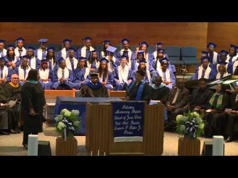 Central Academy Graduation 2015