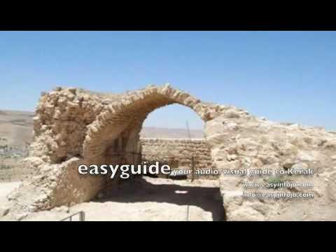 Kerak Citadel -Jordan قلعة الكرك -الاردن