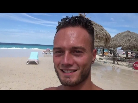 Defensie vlogt: Melvin in de West. #5 Relaxen op Klein Curaçao