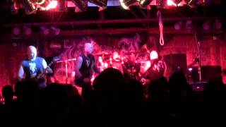 Infernal War Into Dead Soil Live
