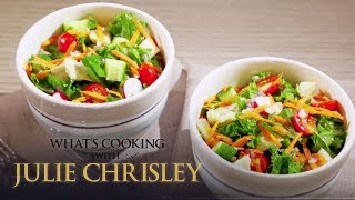 How to Make Savannah's Kale Salad   What's Cooking With Julie Chrisley