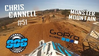 Gambar cover Chris Cannell #51 | Monster Mountin Mx | 906 MEDIA |