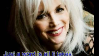We believe in happy ending - Emmylou Harris & Earl Thomas Conley (with lyrics)