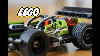 LEGO Technic WHACK! | 42072 Review and Demo