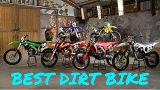 The BEST Dirt Bike (For Beginners)