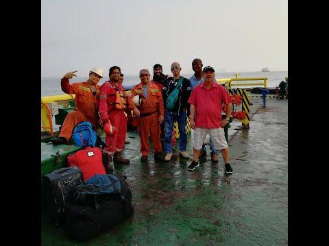 Perjalanan offshore saya dari Malaysia ke Mexico
