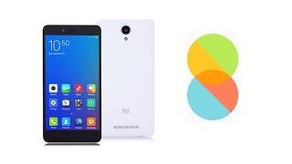 Cómo instalar MIUI 8 español Xiaomi Redmi Note 2 con Root SuperSU, Play Store y Sin Apps Chinas