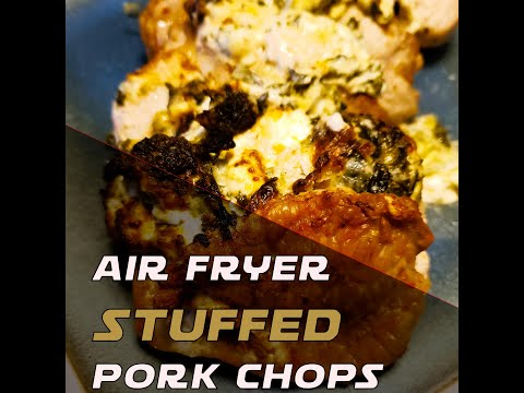 air-fryer-stuffed-pork-chops---keto,-gluten-free,-low-carb
