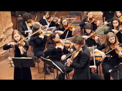Concerto Istituto F.Vittadini - Conservatorio Besançon - Pavia 23/02/2017