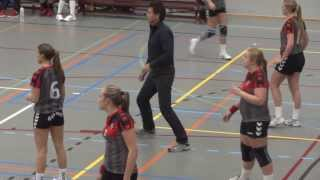 united breda dames a1 gemini handbal 01