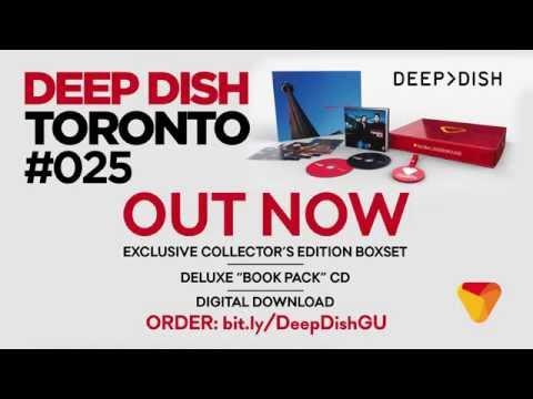 #GU025 Deep Dish - Toronto - Collector's Edition Un-Boxing - OUT NOW