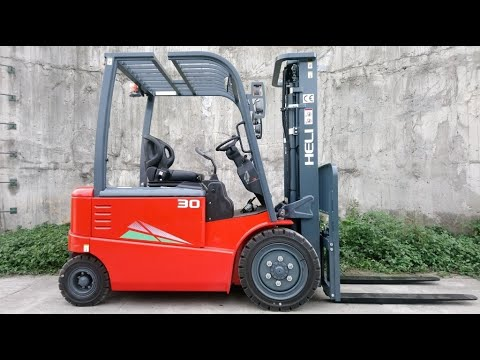 Quy trình bảo trì xe nâng điện HELI 1-3.5 Tấn. LH: 0911.525.112