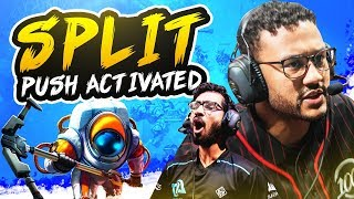 SPLIT PUSH ACTIVATED (ft. Darshan) | APHROMOO