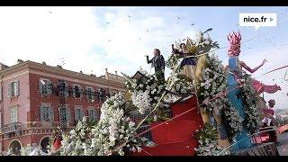 Carnaval de Nice 2019 - Bataille de Fleurs du 23 février 2019