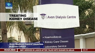 Treating Kidney Disease: Avon Medical Centre Launches Dialysis Centre