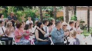 Свадьба Юлии Евгения