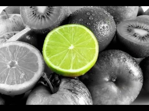 Tutorial Photoshop CS3 - Color Splash - partial Black and White effect