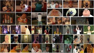 Ice Scream 1-5 Horror Neighborhood - Ice Scream games All Cutscenes