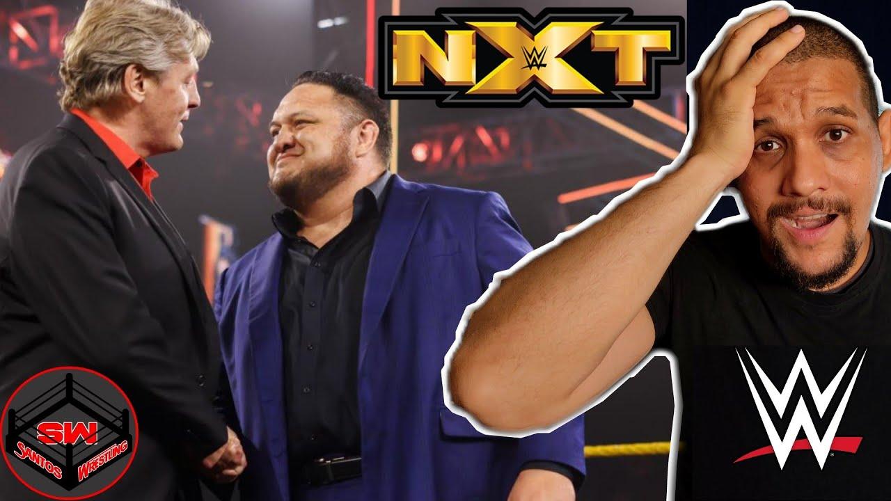 WWE APUNTA POR EL MEJOR TAKEOVER DEL AÑO!, NXT 27 DE JULIO 2021