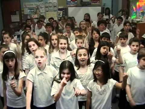 Non à la Violence / No to Violence: Margaret Manson Elementary School (LBPSB)