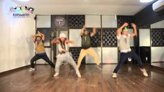 Lovely - Happy New Year | Hiphop Dance on Bollywood song