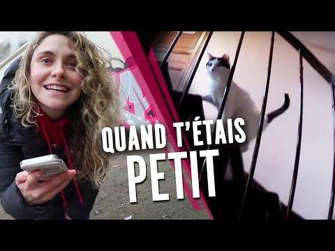 QUAND T'ETAIS PETIT - Swann Périssé