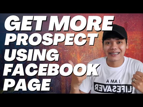 Frontrow Training: Get More Prospect Daily Using Facebook Page Scheduled Post