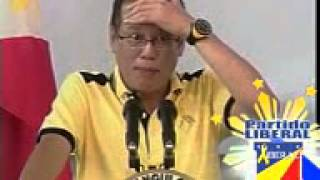 Pnoy at Ozamiz City Misamis Occidental with Cong Ocampos