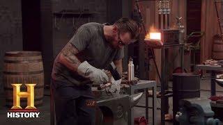 Forged In Fire - Sneak Peek (Season 4, Episode 2) | Tuesdays 9/8c | History