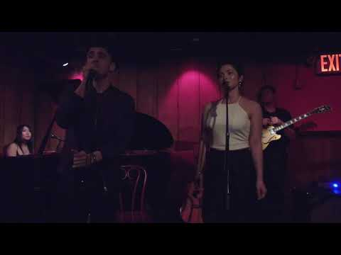 """Armen Paul and Bianca Muniz Live Cover of """"Jealous by Labrinth"""" Rockwood Music Hall April 2018"""