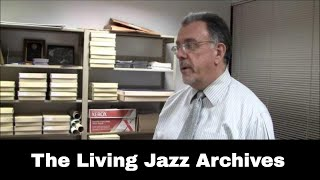 The Living Jazz Archives at William Paterson University