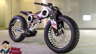 Sepeda Apa Motor? 7 Sepeda Listrik Paling Sangar yang Sulit Dipercaya