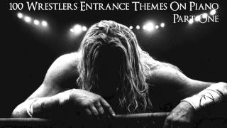 100 WWE Themes On Piano - Name The Entrance Themes Part One
