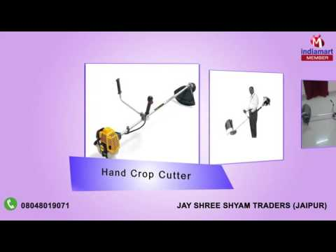 Crop And Grass Cutting Machines By Jay Shree Shyam Traders, Jaipur