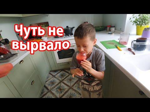 VLOG Сайбель: Сделала сок из свеклы / Муж весь день ворчит