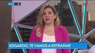 """Así comenzó """"TN Fin de Semana"""" en emisión especial homena..."""