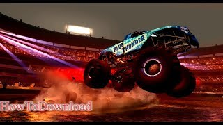 How To Download & Install Monster Jam Battlegrounds Game In Pc
