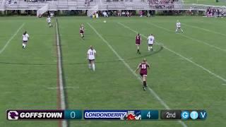 Gwen Barnes 2020 Soccer Highlight Video 2018