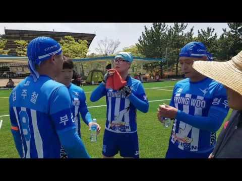 울산시장기 40대부 12강 부산형우 vs 정관에이스. 형우 전민성. 김주철. 박광국. 이철우