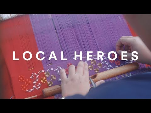 Local Heroes : Melestarikan Ulos Untuk Indonesia dan Dunia