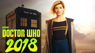 Doctor Who: 13th Doctor Costume Reveal!