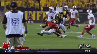 Mahomes, a top quarterback prospect for the 2017 NFL Draft, earns a...