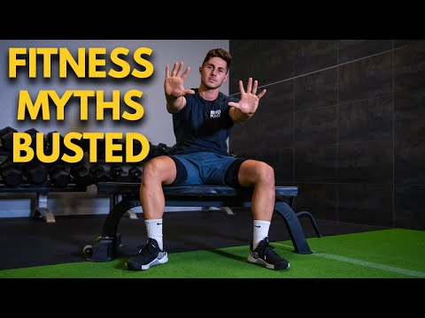 10 Fitness Myths Busted In 5 MINUTES