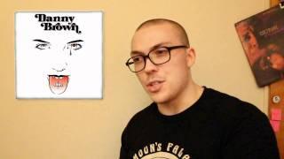 Danny Brown- XXX ALBUM REVIEW